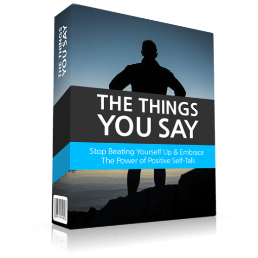 [GET] The Things You Say: Embrace Positive Self-Talk Download
