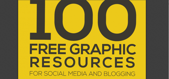 [GET] The Ultimate List Of 100 Free Graphic Design Resources