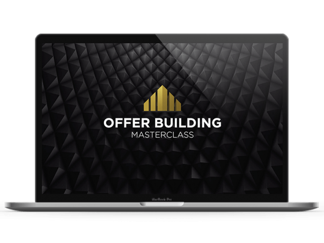[SUPER HOT SHARE] Traffic and Funnels – Offer Building Masterclass Download
