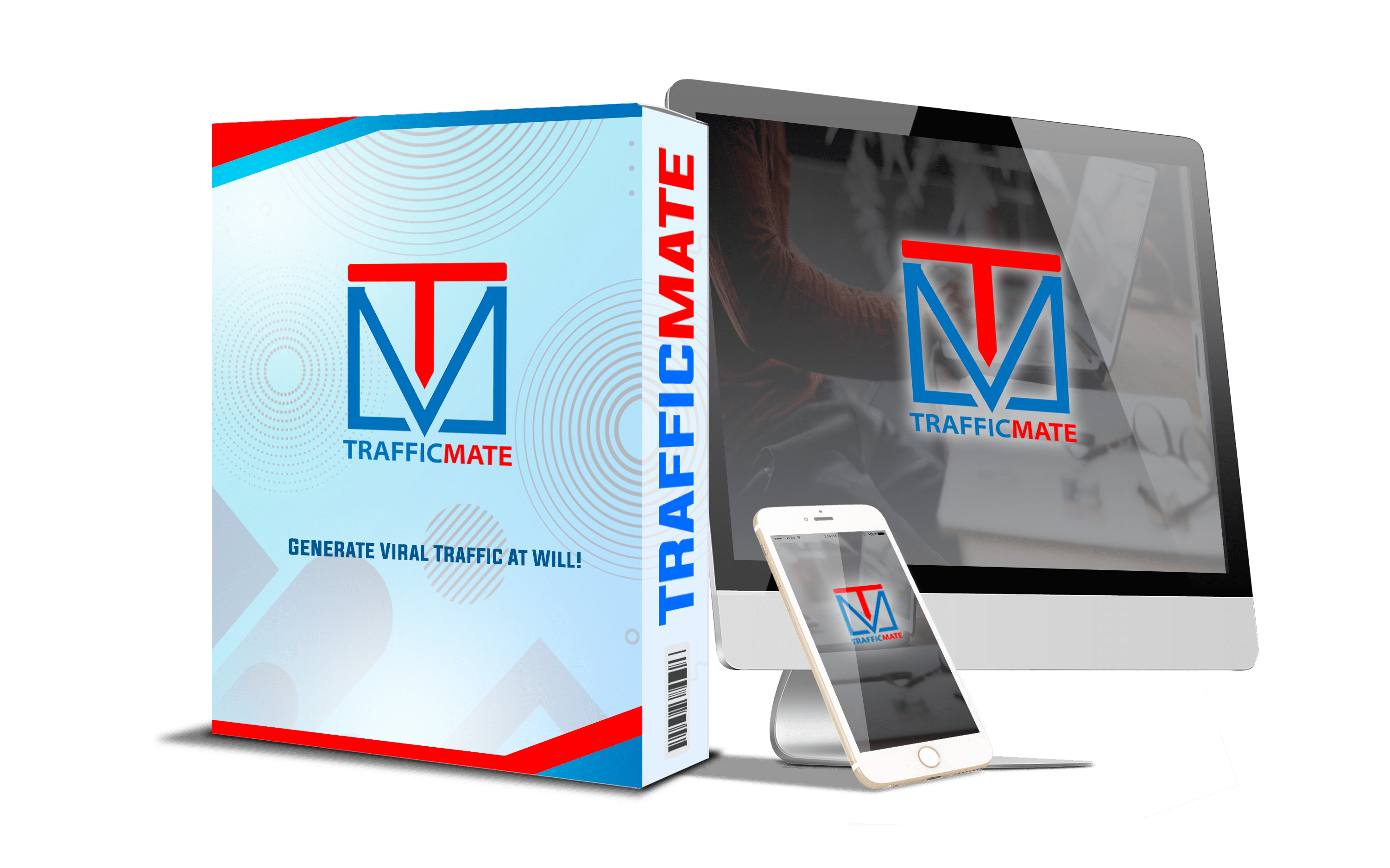 [GET] Traffic Mate – Generate Viral Traffic At Will! Download