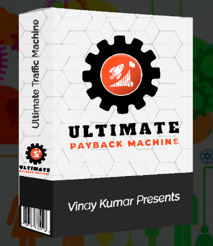 [GET] ULTIMATE PAYBACK MACHINE – MAKE $266.05 EVERY DAY WITH FREE TRAFFIC – Launching 26 July 2021 Free Download