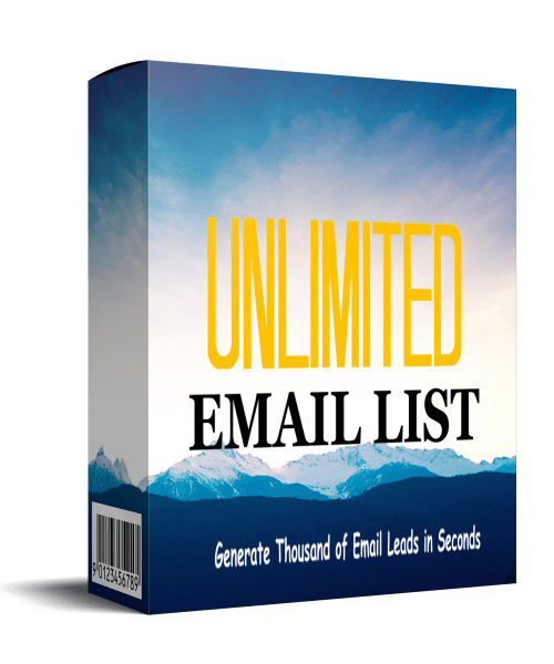 [GET] Unlimited Email List Download