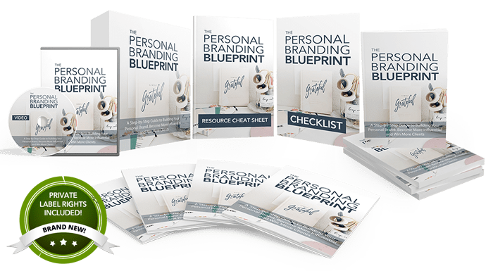 [GET] Unstoppable PLR – The Personal Branding Blueprint + Gold OTO Free Download