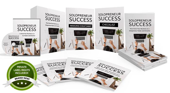 [GET] Unstoppable Solopreneur Success Free Download