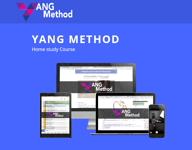 [SUPER HOT SHARE] Yang Method – Home Study Course Download