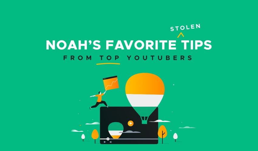 [GET] YouTube Famous – Noah's Favorite (Stolen) Tips from TOP YouTubers Download