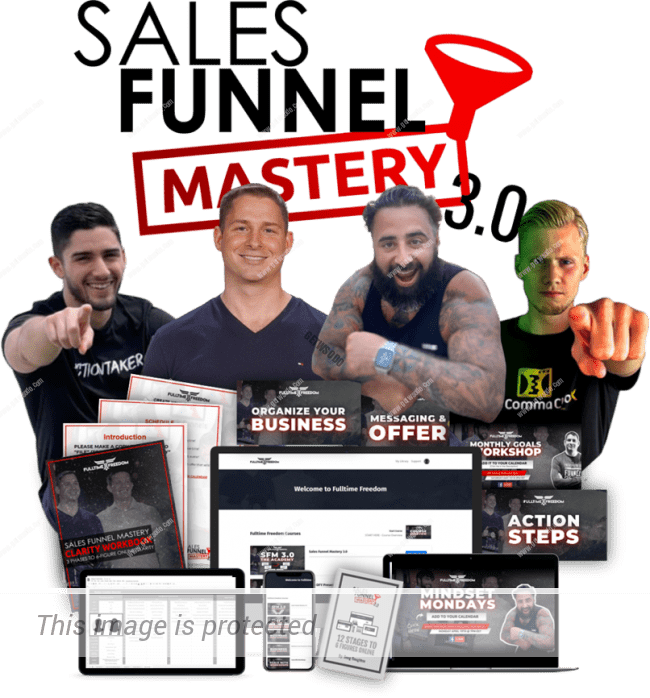 [SUPER HOT SHARE] Doug Boughton – Sales Funnel Mastery 3.0 Download