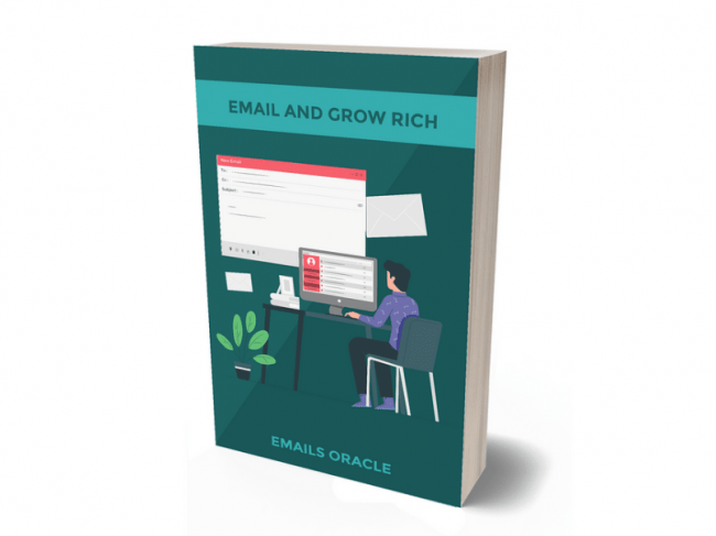 [SUPER HOT SHARE] Emails Oracle – Email And Grow Rich Download