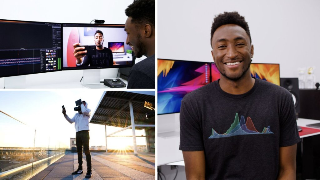 [GET] Marques Brownlee – YouTube Success Script, Shoot & Edit Free Download